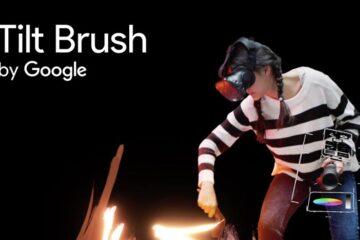 Google's Tilt Brush