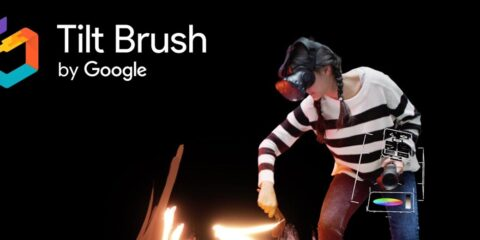 Google's Tilt Brush