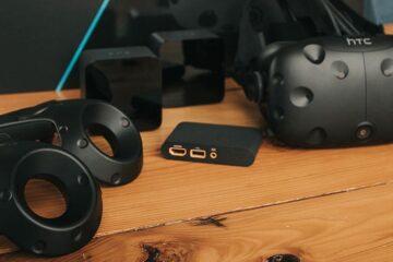 HTC Vive Tech Stroke