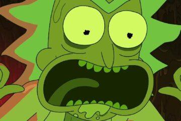 Adult Swim Rick and Morty Season 4