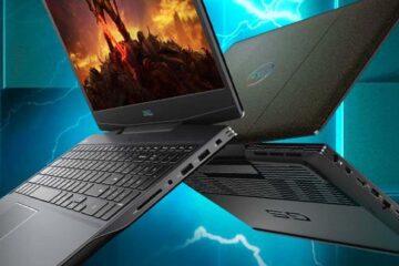 Dell G5 15 AMD version