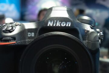 Nikon D6 DSLR announced and available