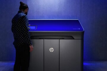 HP Expanding 3D Printing Business