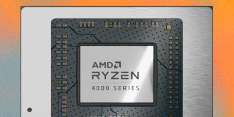 Ryzen 7 4800H CPU gaming pledge