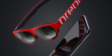 Nreal AR Glasses announced