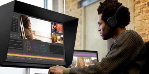 Dell's First Pro Mini-LED Monitor