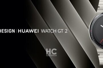 Huawei Porsche Design Watch GT 2