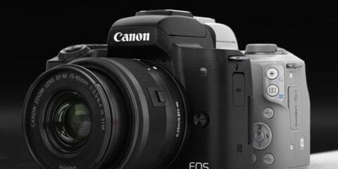 Meet Canon EOS M50 Mark II