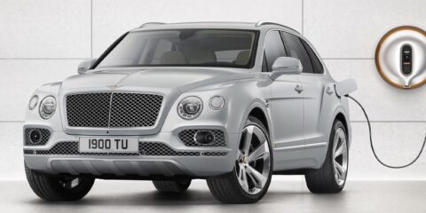 Bentley Going All-In On EV