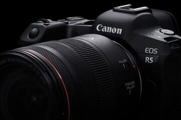 Canon EOS R5 back in stock
