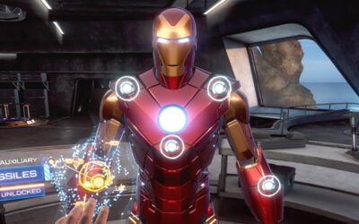 Iron Man VR To Include PSVR-PS5 Adapters